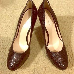 Sparkles Platform Heels