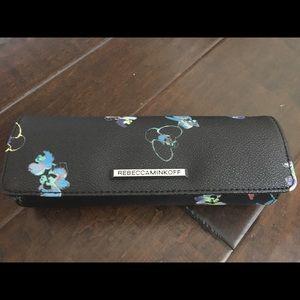 New Rebecca Minkoff Jewelry Roll floral design