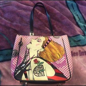 "Retro ""Daddy's Little Girl"" purse / bag"