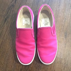 Women's UGG Australia Canvas Loafers Style 1010140