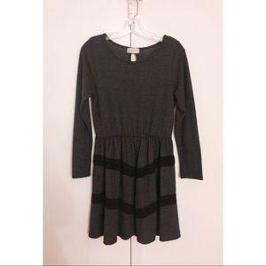 Grey Altar'd State Sweater Dress