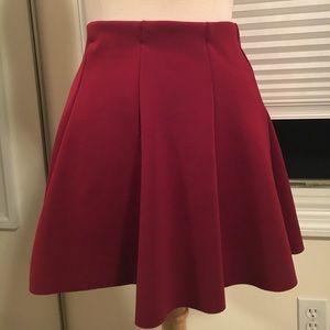Holiday Skater Skirt