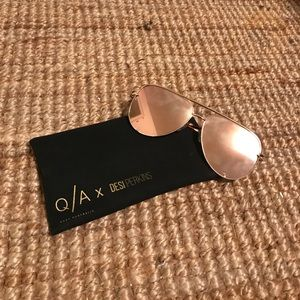 High Key Quay x Desi Perkins Sunglasses