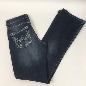 Wrangler Shiloh jeans 5/6 x 34