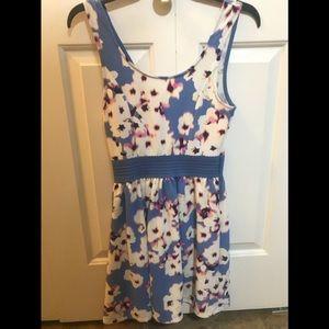 Beautiful floral knee length dress