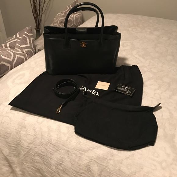 2e8c1848e5c173 CHANEL Bags | Executive Cerf Tote Dustbag And Auth Card | Poshmark