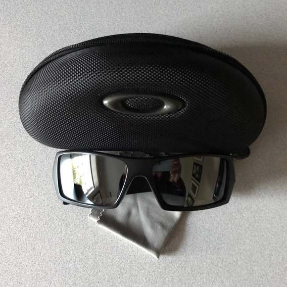 Sunglasses Oakley With Gascan Case Polarized UMpzSV