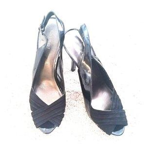 NWOT🔹 Nine West🔹 Slingback Heels