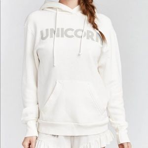 {WILDFOX} Unicorn Hoodie
