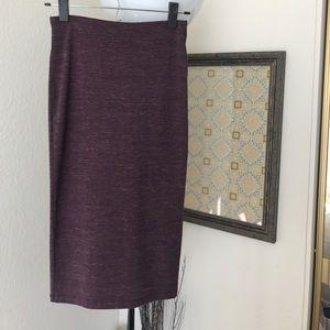 NWOT Zara TShirt Collections Pencil Skirt