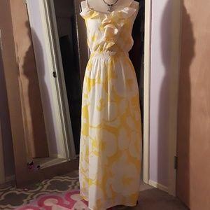 Gorgeous Loft Maxi Dress