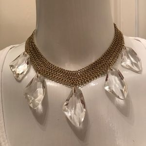 Bauble Collar Statement Necklace by 14th & Union