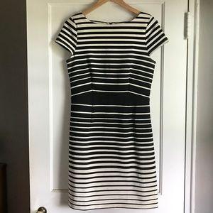 Loft short sleeve dress