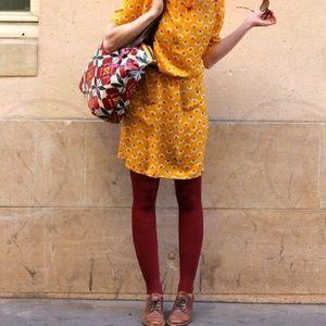 Pants - Fleece Lined Legging in Wine Reg&Plus Sizes