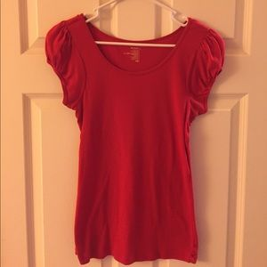 Old Navy cute red tee