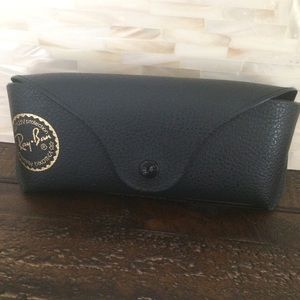 Authentic Ray Ban case!