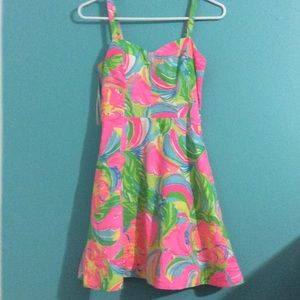 Used Lilly Pulitzer Willow Sundress