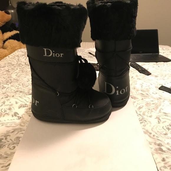 fd12cebf Dior Moon Boots (snow boots)