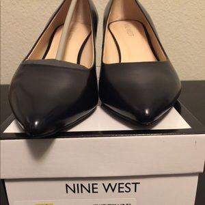 Nine West pumps