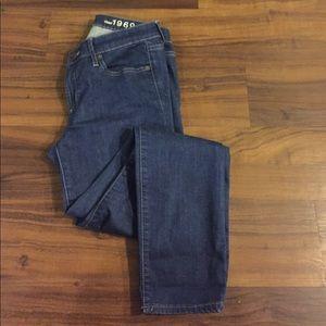 GAP always skinny jean