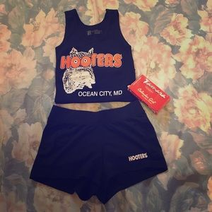 Accessories - Authentic Hooter Girl Uniform