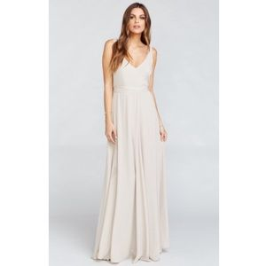Show Me Your Mumu - Jenn Maxi Bridesmaid Dress