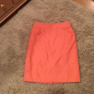 Jcrew Pencil Skirt worn once