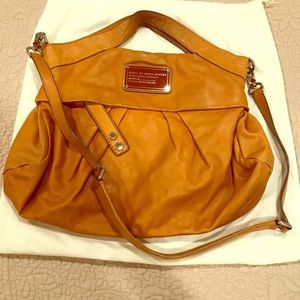 Marc by Marc Jacobs Cognac Leather Bag