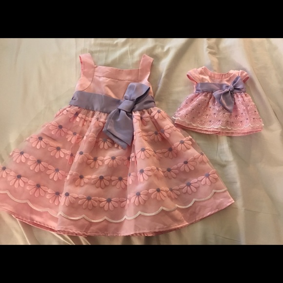 81cb7f01a06a American Girl, Bitty Baby matching dress set. M_59ed2e1d4e8d17ca980a8a07