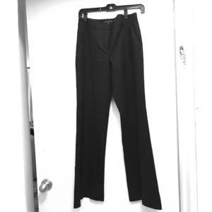 Black theory 00 wool pants