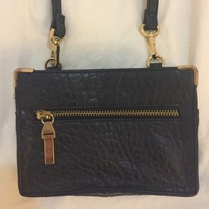 French Connection small black cross body