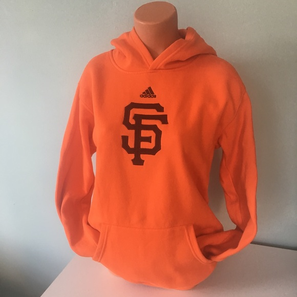 uk availability e39e4 3fbee Adidas San Francisco Giants Hoodie Kids XL/Adult S