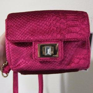 Juicy Couture Cobra Mini Fushsia brand new Handbag