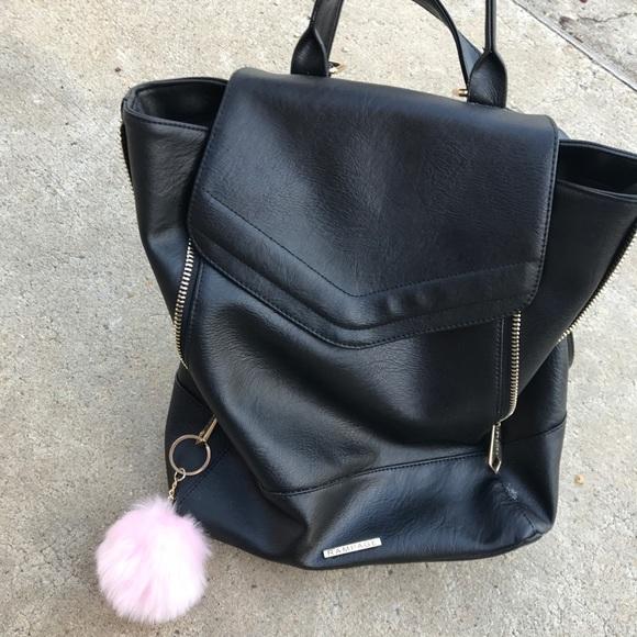 456c96f4f0 Black Bookbag Purse