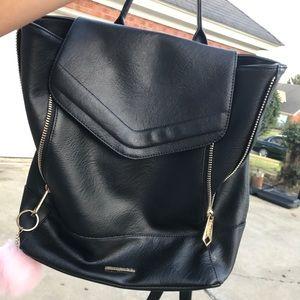41ac508507 Rampage Bags - Black Bookbag Purse