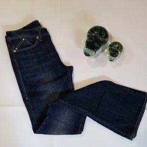 Rock & Republic Women's Boot Cut Jeans Size 6