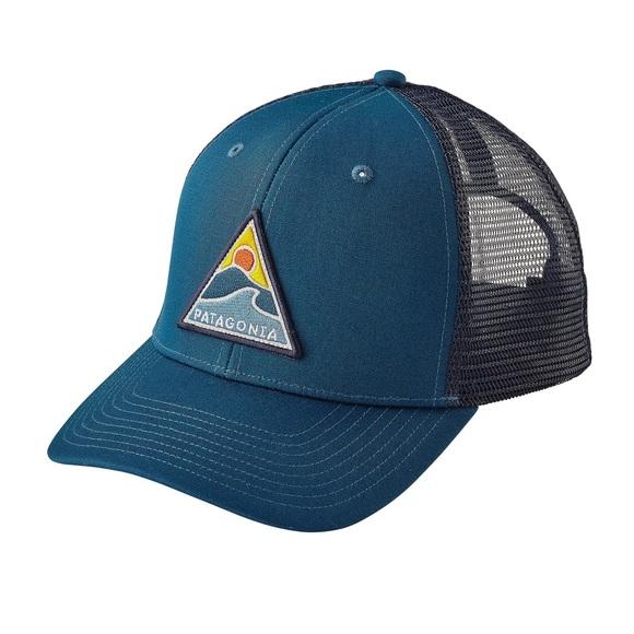 08231e4deb2 Patagonia Rollin  Thru Trucker Hat