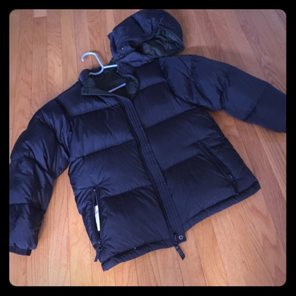 5509ad9d3 Land's End Jackets & Coats | Lands End Boys Reversible Down Jacket ...