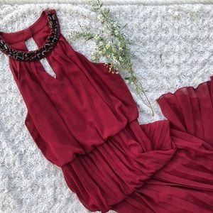    Bisou Bisou    Formal Maxi Dress
