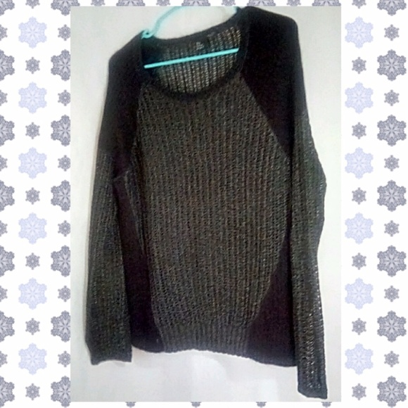 the fisher project Eileen Fisher Tops - The Fisher Project Women's Sz L Sweater Loose Knit