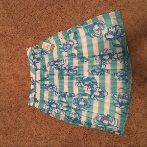 Lilly Pulitzer Skirt - new with tags