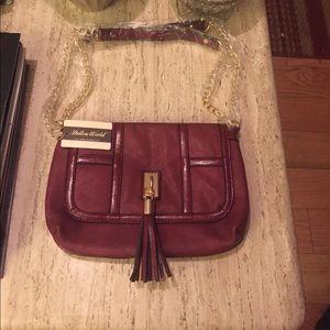 MELLOW WORLD Shoulder Bag, 11  x 8.  NWT.