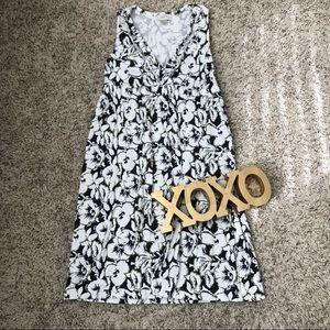 LOFT Cotton Dress