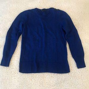 💎💎Gap Luxe - Blue Sweater -XS💎💎