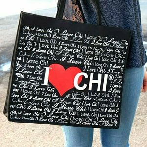 Chi hair care exclusive I love Chi large tote