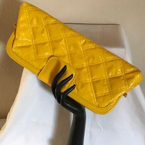 Yellow Clutch brand new
