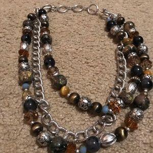 Premier Designs necklace.