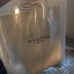 Givenchy gold Tote new