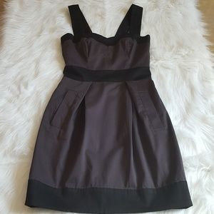 Little Black Dress with Pockets French Connection