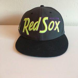 Neon '47 Red Sox SnapBack